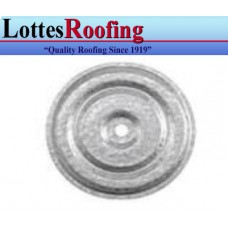 """1 case - 1,000 count 3"""" Galvalume Roofing Deck Plates"""