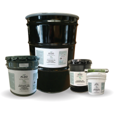 100 - 5 gal  pails ALDO 295 White Silicone Roof Coating
