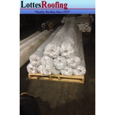 1 Roll - 10'x100' 45 MIL WHITE TPO RUBBER ROOFING