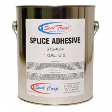 10 Cases (40 -1 gallon pails) gal Black EPDM and TPO Roofing Splice ADHESIVE