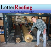 15' x 25' BLACK  60 MIL EPDM RUBBER ROOFING